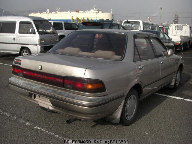 Фото тойота карина 1989