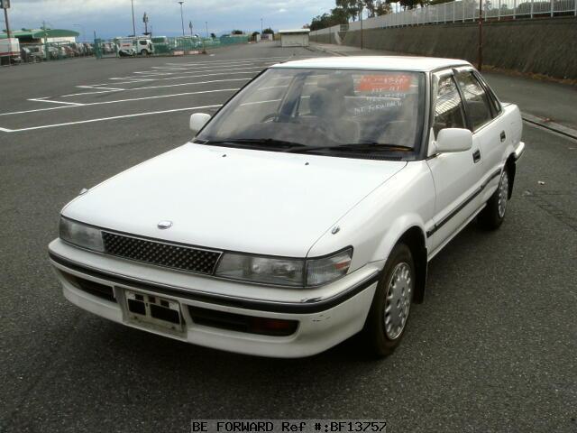 Be Forward Jp Used Cars Toyota Sprinter