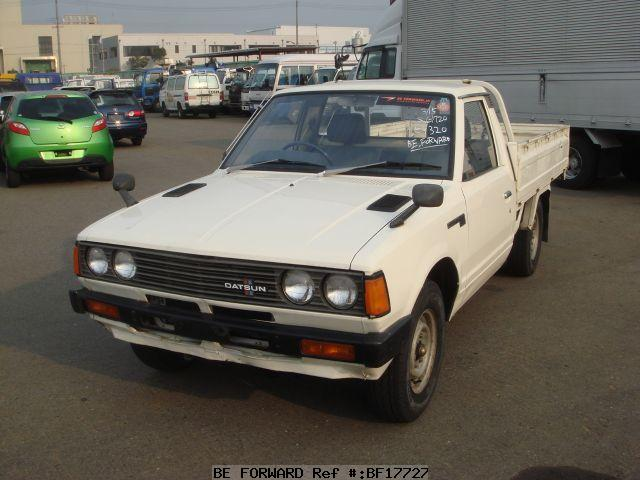 Used Datsun Pickup Nissan For Sale Bf17727 Japanese