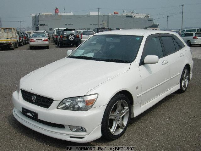 Used Altezza Gita Toyota For Sale Bf21897 Japanese