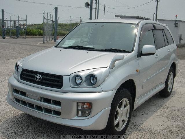 Used Rav4 Toyota For Sale Bf21900 Japanese Used Cars