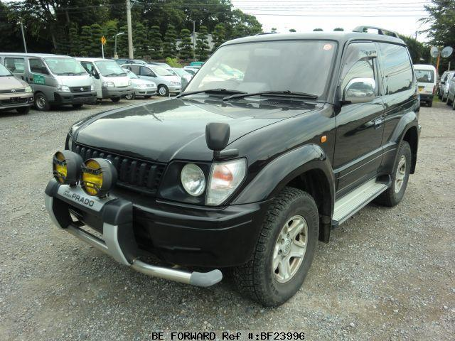 Used 1997 TOYOTA LAND CRUISER PRADO BF23996 for Sale