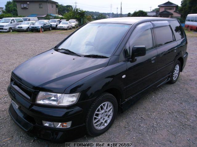 Used Chariot Grandis Mitsubishi For Sale