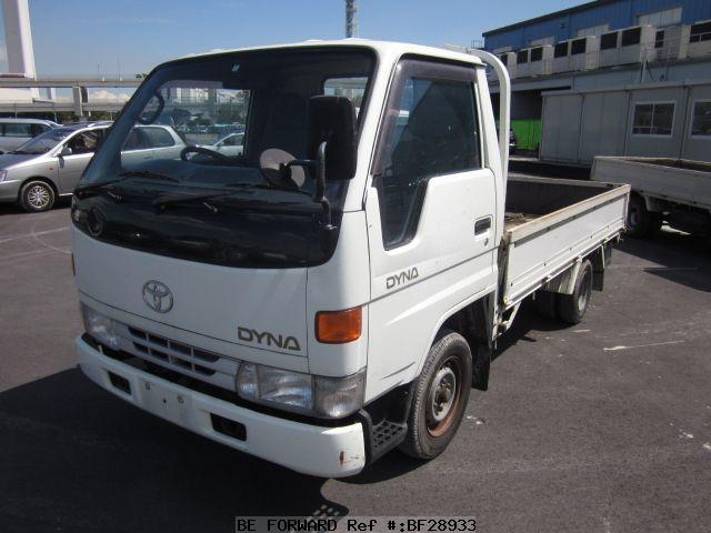 Used 1995 TOYOTA DYNA TRUCK BF28933 for Sale
