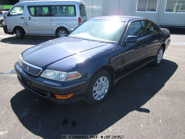 Used 1998 TOYOTA MARK II BF28957 for Sale