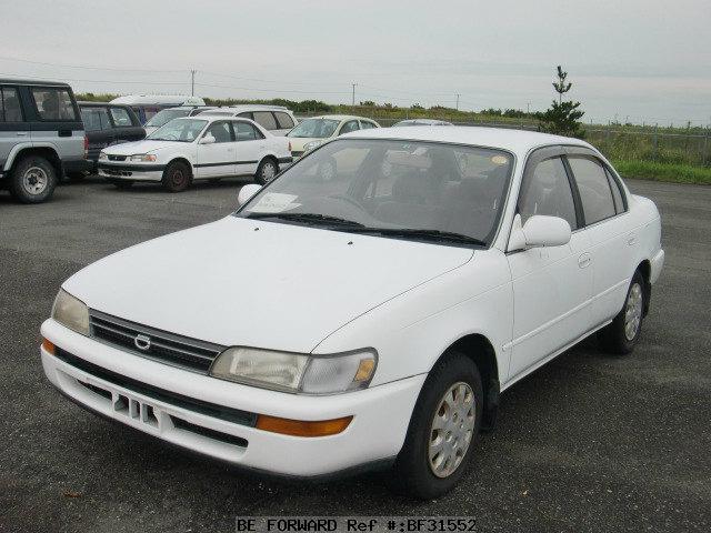 Тойота королла 1993 фото
