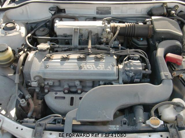 Used Tercel Toyota For Sale Bf41080 Japanese Used Cars