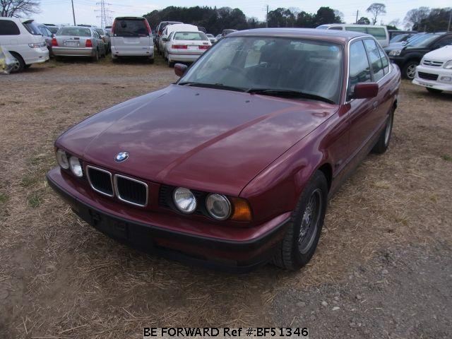 used 5 series bmw for sale bf51346 japanese used cars exporter be forward. Black Bedroom Furniture Sets. Home Design Ideas