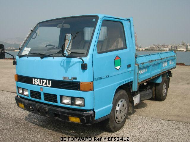 Used 1988 ISUZU ELF TRUCK BF53412 for Sale