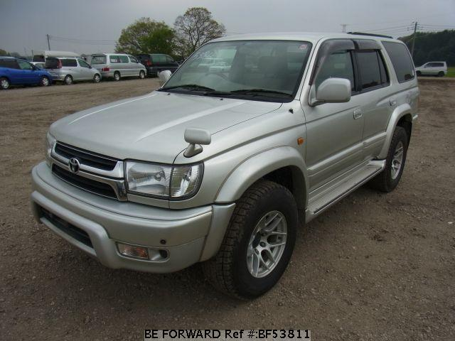 Used 2000 TOYOTA HILUX SURF BF53811 for Sale