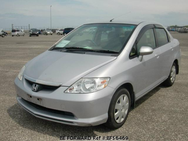 Used 2005 HONDA FIT ARIA BF56469 for Sale