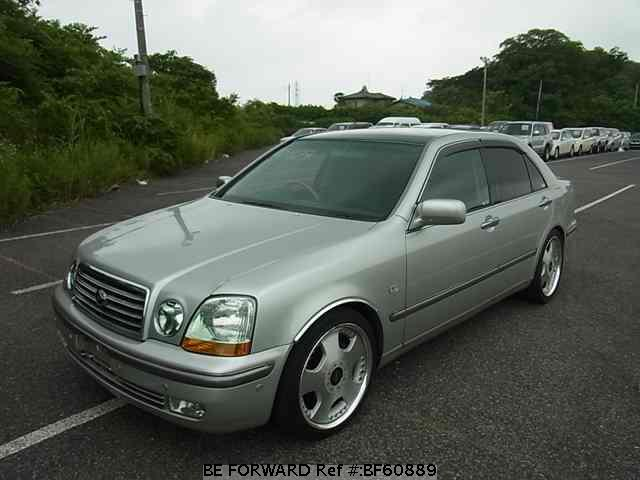 Used Progres Toyota For Sale Bf60889 Japanese Used