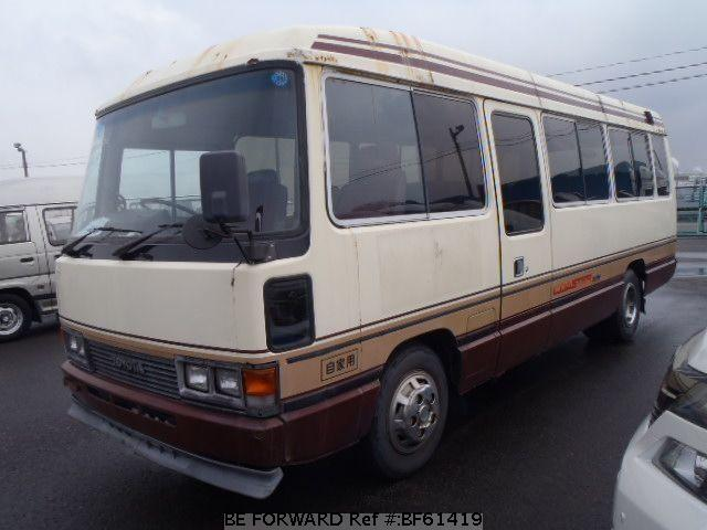 Used 1987 TOYOTA COASTER BF61419 for Sale
