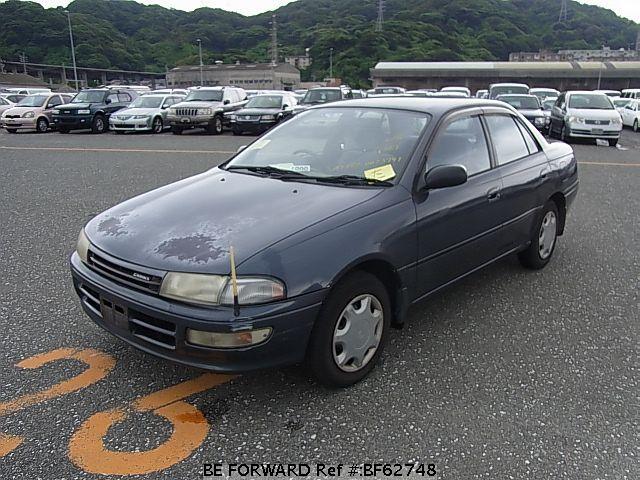 Тойота карина 1993 фото