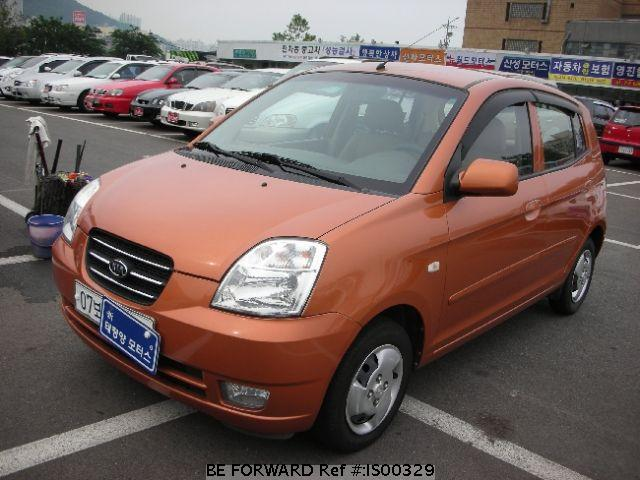 Used 2006 KIA MORNING IS00329 for Sale
