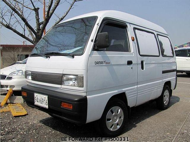 Used DAMAS DAEWOO for Sale | IS00331 | Japanese Used Cars Exporter ...