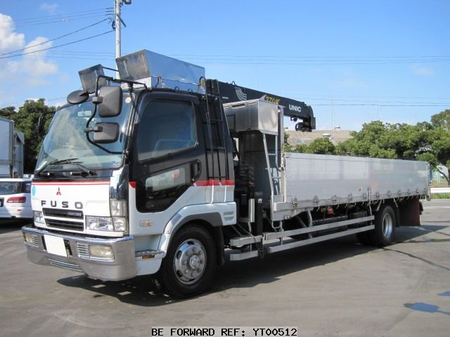 used truck mitsubishi fuso for sale yt00512 japanese used cars exporter be forward. Black Bedroom Furniture Sets. Home Design Ideas