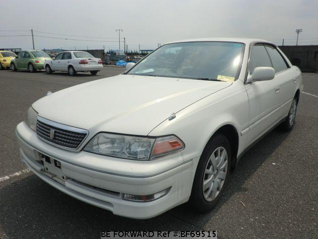 Used 1999 TOYOTA MARK II BF69515 for Sale