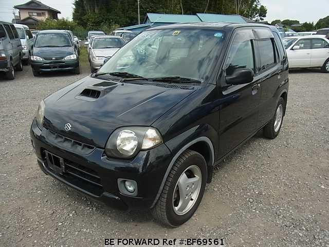 Used 1999 SUZUKI KEI BF69561 for Sale