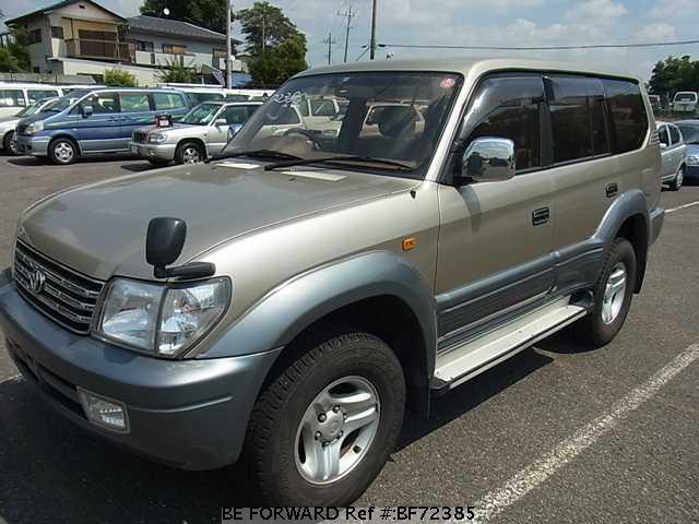 used land cruiser prado toyota for sale bf72385 japanese used cars exporter be forward. Black Bedroom Furniture Sets. Home Design Ideas