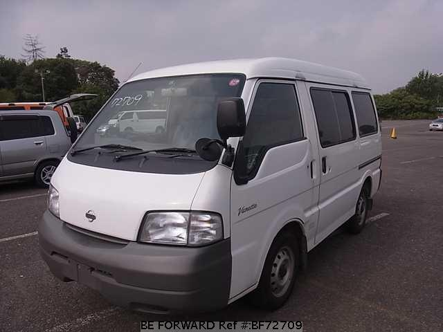 Used 2003 NISSAN VANETTE VAN BF72709 for Sale