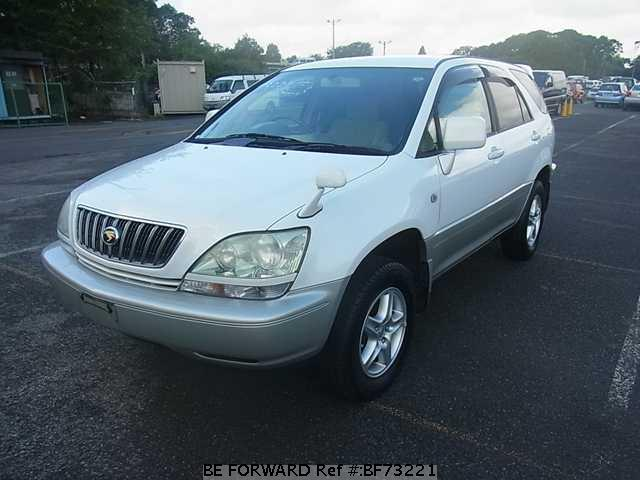 Used 2001 TOYOTA HARRIER BF73221 for Sale