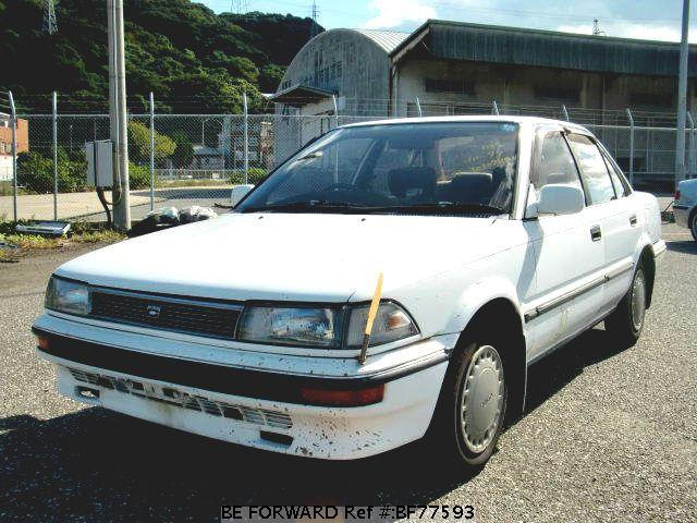 Used Corolla Sedan Toyota For Sale Bf77593 Japanese