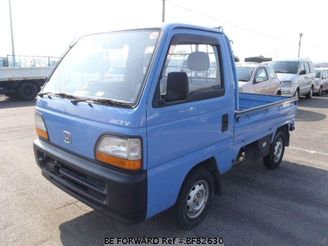 used acty truck honda for sale bf82630 japanese used cars exporter be forward. Black Bedroom Furniture Sets. Home Design Ideas
