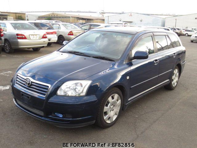 used avensis wagon toyota for sale bf82856 japanese used cars exporter be forward. Black Bedroom Furniture Sets. Home Design Ideas
