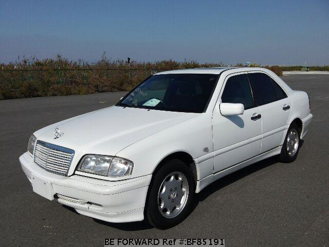 Used C-CLASS MERCEDES-BENZ for Sale | BF85191 | Japanese Used Cars ...