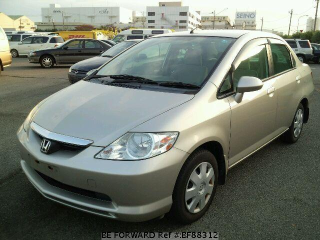 Used Fit Aria Honda For Sale Bf88312 Japanese Used