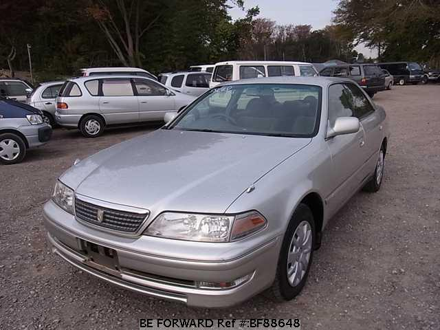 Used 1998 TOYOTA MARK II BF88648 for Sale