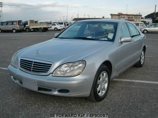Used s class mercedes benz for sale bf90097 japanese for Used mercedes benz s