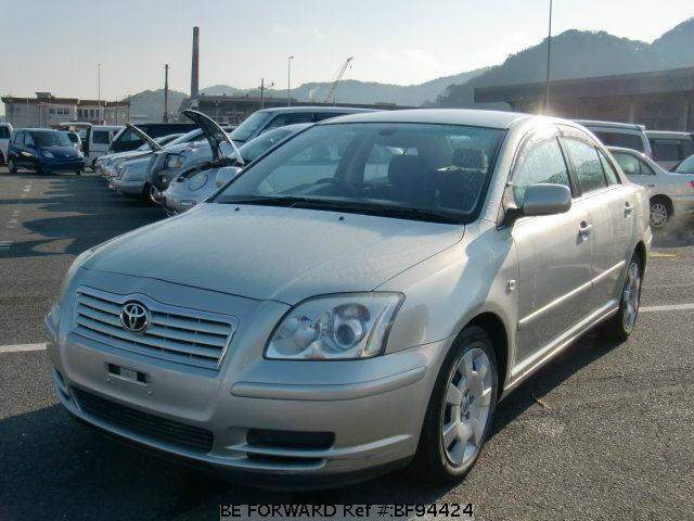 Used 2004 TOYOTA AVENSIS BF94424 for Sale
