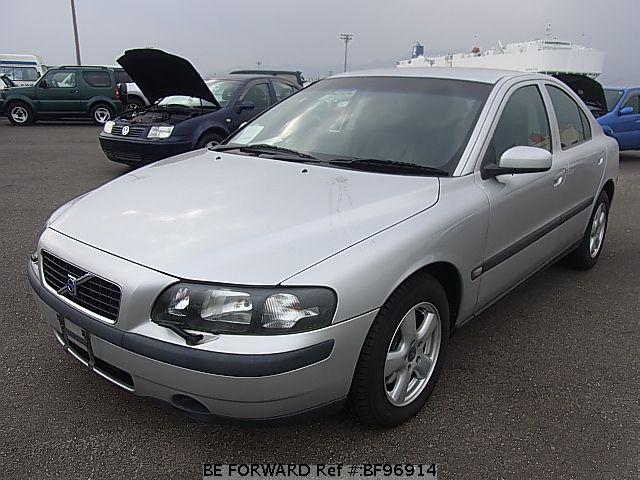used s60 volvo for sale bf96914 japanese used cars exporter be forward. Black Bedroom Furniture Sets. Home Design Ideas