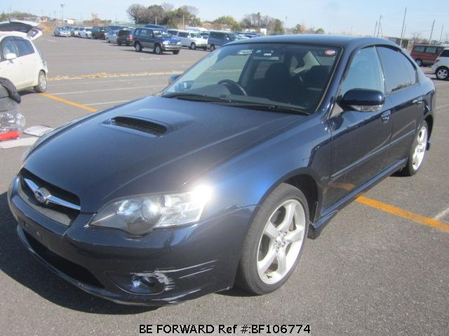 Used 2004 SUBARU LEGACY B4 BF106774 for Sale