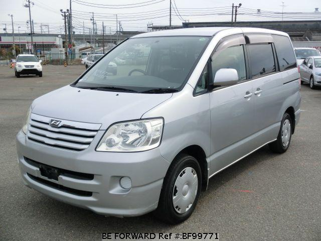 Japanese Used Cars Toyota Noah Be Forward