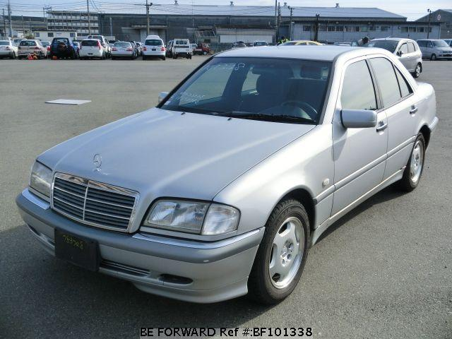 Used C-CLASS MERCEDES-BENZ for Sale | BF101338 | Japanese Used ...