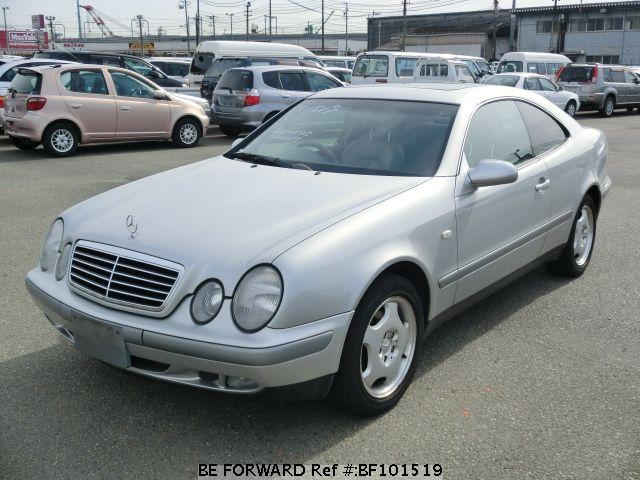 Used Clk Class Mercedes Benz For Sale Bf101519