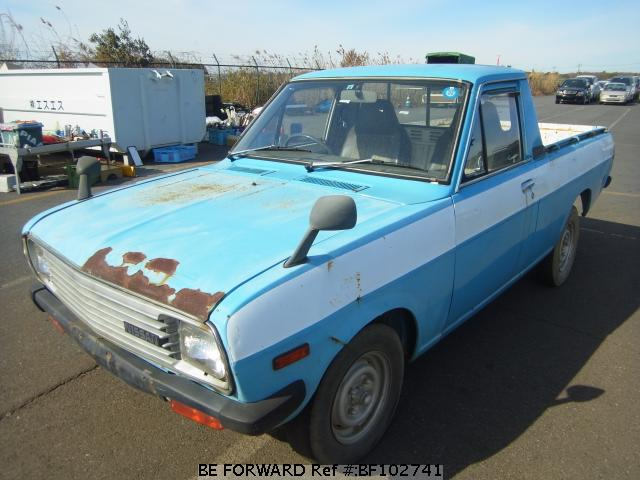 Used 1990 NISSAN SUNNY TRUCK BF102741 for Sale