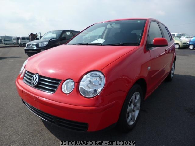 Used Polo Volkswagen For Sale Bf103029 Japanese Used