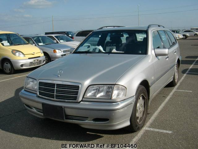 Used C-CLASS MERCEDES-BENZ for Sale | BF104460 | Japanese Used ...