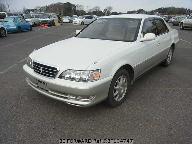 Used 2000 TOYOTA CRESTA BF104747 for Sale