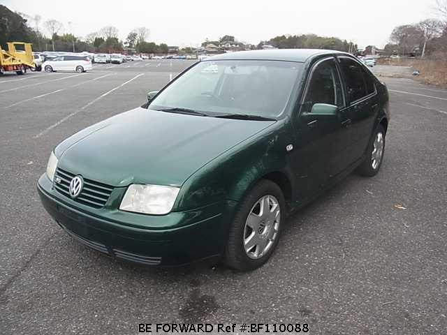 Used 2002 VOLKSWAGEN BORA BF110088 for Sale