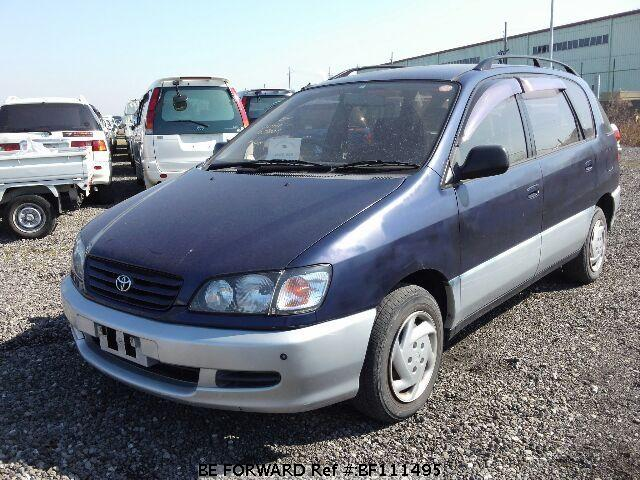 Used 1997 TOYOTA IPSUM BF111495 for Sale