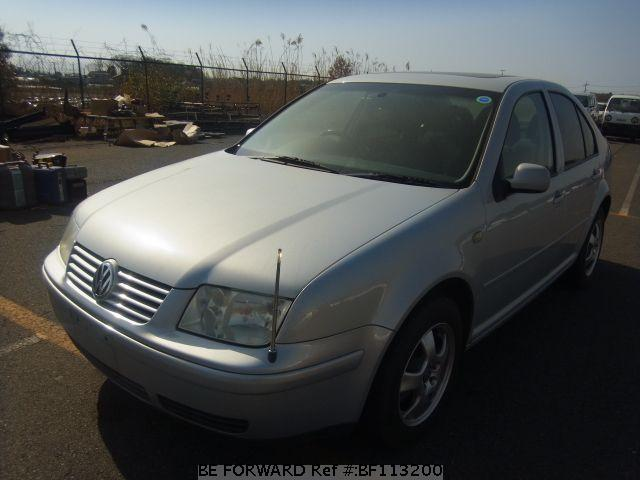 Used 2000 VOLKSWAGEN BORA BF113200 for Sale