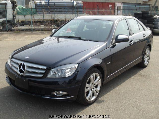 Used c class mercedes benz for sale bf114312 japanese for Used c class mercedes benz for sale