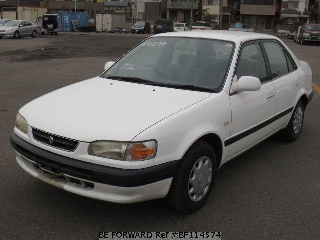 Тойота королла 1996 фото