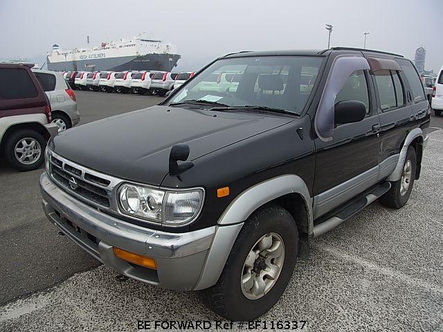 Used 1998 NISSAN TERRANO BF116337 for Sale