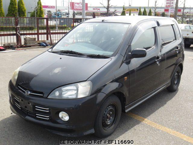 Used 2001 Daihatsu Yrv